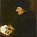 Erasme Holbein Musée Louvre
