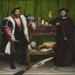 Holbein Les Ambassadeurs Nal Gall