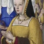 Anne de Bretagne Jean Bourdichon Gallica BNF