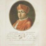 Georges d'Amboise Cardinal, premier ministre de Louis XII et mécène