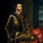 Le Titien Charles Quint portant le collier de la toison d'or Musée du Prado