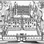 La propriété du Maréchal de Gié près d'Angers