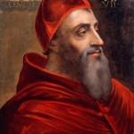 Clement VII Jules de Medicis Sebastiano del Piombo