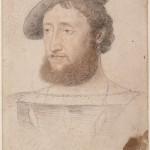 François Ier de Bourbon, comte de Saint-Pol, duc d'Estouteville (1491-1545) Jean Clouet N° d'inventaire MN 61 Crédit photo © René-Gabriel Ojéda, Réunion des musées nationaux Musée Condé