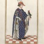 Louis II de Bourbon Coll. Gaignières BNF