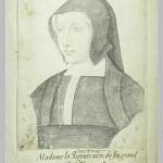 Louise de Savoie Base Joconde