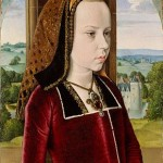 Jan Hey 1490 Marguerite d'Autriche MET Museum de New York