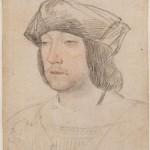 Odet de Foix Vicomte de Lautrec Jean Clouet Inventaire n°MN136;B8 Musée Condé