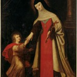 Sainte Jeanne de France Musée de Versailles
