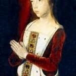 Suzanne de Bourbon Jean Hey Cath.Moulins