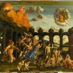 Andrea Mantegna Minerve chassant les vices du jardin