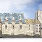 Le Palais de l'Ombrière Photomontage Architectes (axyz)