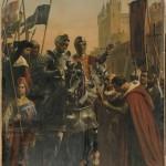 Entrée des Français à Bordeaux en 1451