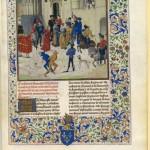 Entree d-Isabeau de Baviere a Paris