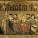 Famille de Jean Jouvenel des Ursins Musée de Cluny