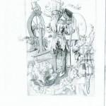 La lignée de Saturne F.Rochefort Ms Fr 1358 BNF