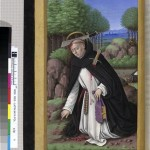 Le Martyre de Saint Pierre de Verone Heures Anne de Bretagne