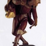 Morris Dancer par Erasmus Grasser