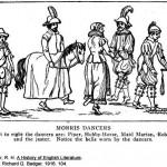 Les personnages des Morris Dancers