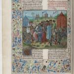Mariage d'Henry V et de Catherine de France Fr 2646 BNF