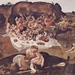 Piero di Cosimo Combat des Centaures et des Lapithes