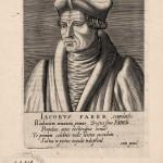 Portrait de Lefevre d'Etaples GALLICA-BNF