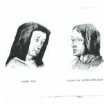 Portrait de Jacques de Beaune Baron de Semblançay et de Jeanne Ruzé
