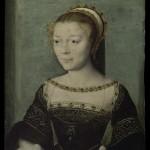 Anne de Pisseleu Duchesse d'Etampes Corneille de Lyon MET New York