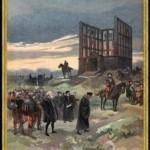 Execution de Semblançay à Montfaucon A Robida Gustave Toudouze François 1er Boivin Paris 1909