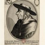 Le Cardinal Briçonnet ou Cardinal de Saint-Malo