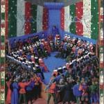 Jean Fouquet Le lit de Justice du Parlement de Paris Bayerische Staatsbibliothek Münich