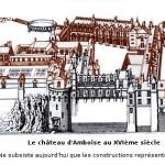Le retour du roi Charles VIII à Amboise: les balbutiements de la renaissance