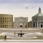 La cité idéale Panneau d'Urbino