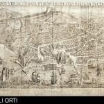 Plan de Naples par Baratta 1629