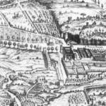 Poggio Reale Plan de Baratta 1629