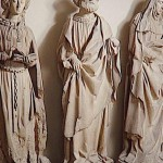 Statues des Saints Chantelle