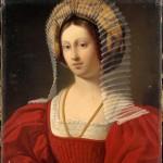 Jeanne d'Anjou 1326 - 1382 Reine de Naples