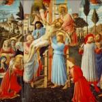 Fra Angelico Pala di Santa Trinita Museo Centro