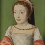 Renée de France Duchesse de Ferrare par Corneille de Lyon