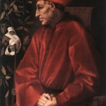 Cosme l'Ancien par Jacopo Pontormo