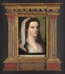 Portrait Sebastiano del Piombo Giulia Gonzaga © Bridgeman Art Library / Private Collection / Photo © Philip Mould Ltd, London