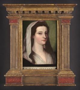 Portrait Sebastiano del Piombo Giulia Gonzaga © Bridgeman Art Library / Private Collection / Photo © Philip Mould Ltd, London