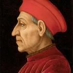 Cosme de Medicis à la manière d'Agnolo Bronzino Galerie des Offices