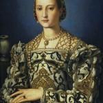 Eleonore de Tolede d'après Agnolo Bronzino Musée des Offices
