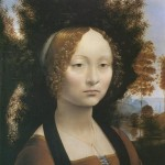 Fioretta Gorini Leonard de Vinci (Medicis) National Gallery of Art, Washington