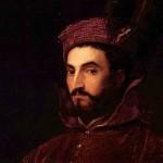 Hyppolite de Medicis Le Titien Palazzo Pitti