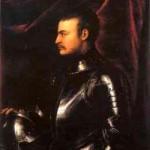 Jean de Medicis des Bandes Noires Le Titien Galerie des Offices