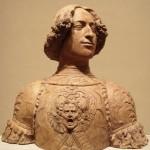 Julien de Medicis Andrea del Verrocchio National Gallery of Art Washington