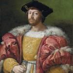 Laurent II de Medicis Duc d-Urbin (Raffaello Sanzio ou Santi) Lorenzo de' Medici, 1518 Huile sur toile (97 x 79 cm) Crédit Photo © Christie's Images Ltd. 2007 Coll Privée
