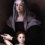 Maria Salviati Musee de Baltimore (Medicis)